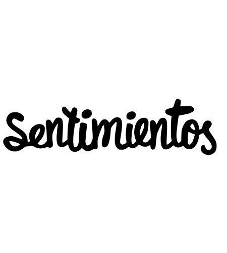 Troquel para sizzix - sentimientos - SENTIMIENTOS