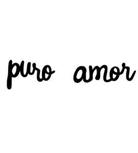 Troquel para sizzix - puro amor - PURO AMOR