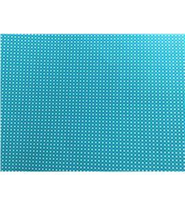 Masking tape a4 - mini cuadrícula turquesa - 11004192