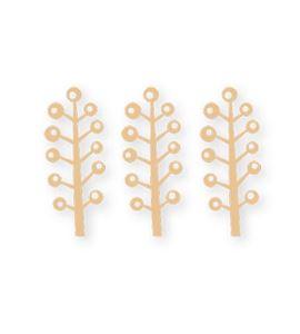 Set de siluetas 3 árboles - 14001260