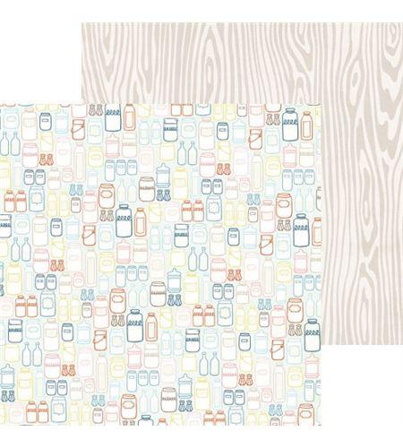 Papel de scrapbook - cut & paste - 11001765