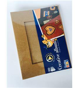 Álbum scrapbook kraft - marco - 7470178003
