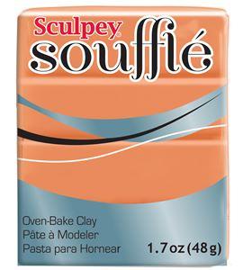 Sculpey soufflé - pumpkin 48 g. - 6033