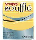 Sculpey soufflé - canary 48 gr.