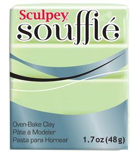 Sculpey soufflé -pistachio 48 g - 6629