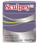 Sculpey iii - gentle plum 57gr.