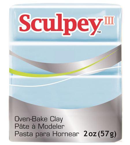 Sculpey iii - sky blue 57gr. - 31144