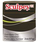Sculpey iii - suede brown 57gr.