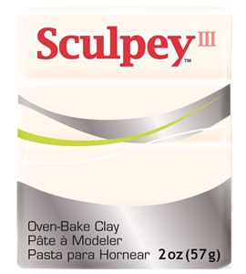 Sculpey iii - translucent 57gr. - 3010