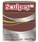 Sculpey iii - chocolate 57gr.