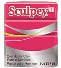 Sculpey iii - red 57gr.
