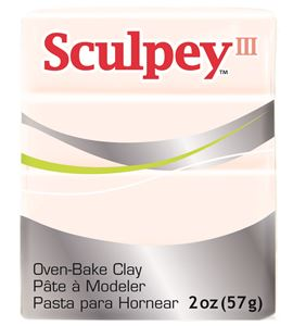 Sculpey iii - beige 57gr. - 3093