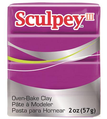 Sculpey iii - violet 57gr. - 3515