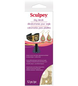 Material auxiliar sculpey - clay decals - AS2180