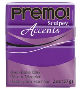 Premo accents - purple pearl 57 gr. - 5031