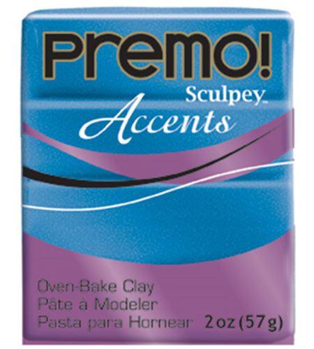 Premo accents - blue glitter 57 gr - 5049
