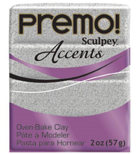 Premo accents - gray granite 57 gr. - 5065