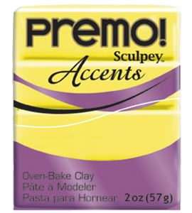 Premo accents - yellow fluor 57 gr. - 5600