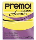Premo accents - yellow fluor 57 gr.