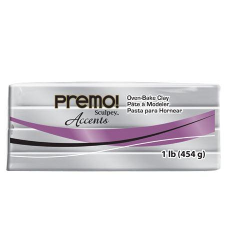 Premo accents - silver 454 gr. - 55129