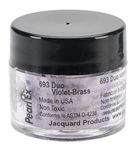 Pigmento pearl ex dúo violet-brass - 413693