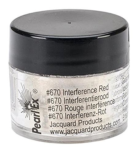 Pigmento pearl ex interference red - 413670