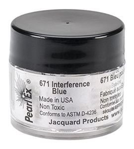 Pigmento pearl ex interference blue - 413671