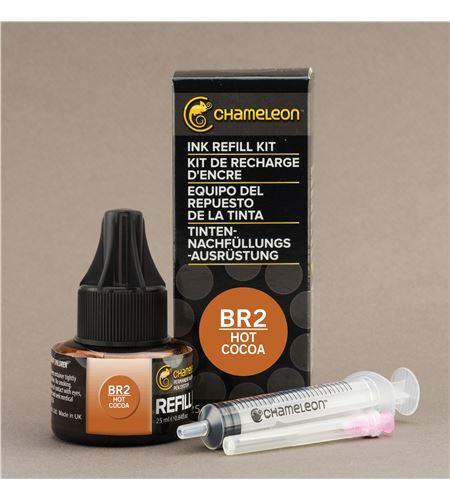 Recarga de tinta chameleon - hot cocoa - CT9015