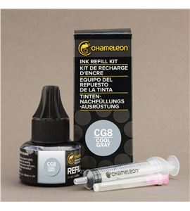 Recarga de tinta chameleon - cool gray - CT9017