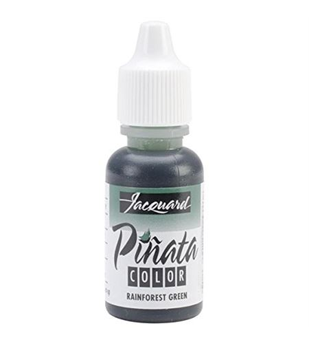 Tinta piñata - rainforest green 1/2 fl. oz. - IJFC1023