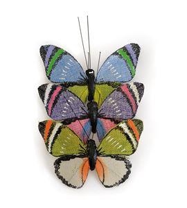 Artemio 3 mariposas lino color 4 - 13001018