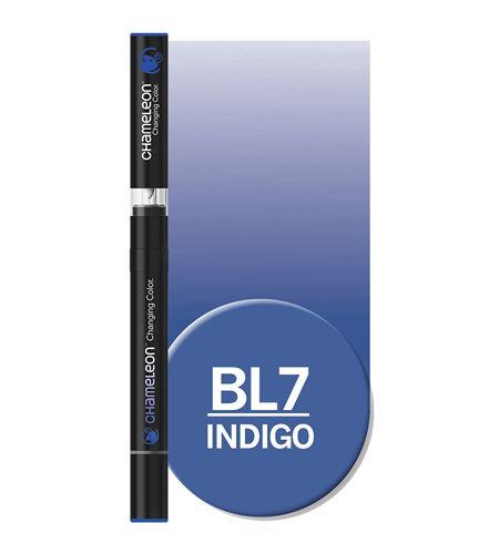 Rotulador chameleon - indigo bl7 - BL7