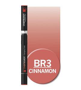 Rotulador chameleon - cinnamon br3 - BR3