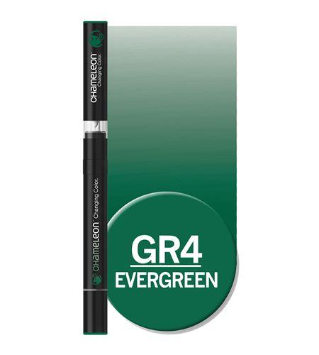 Rotulador chameleon - evergreen gr4 - GR4
