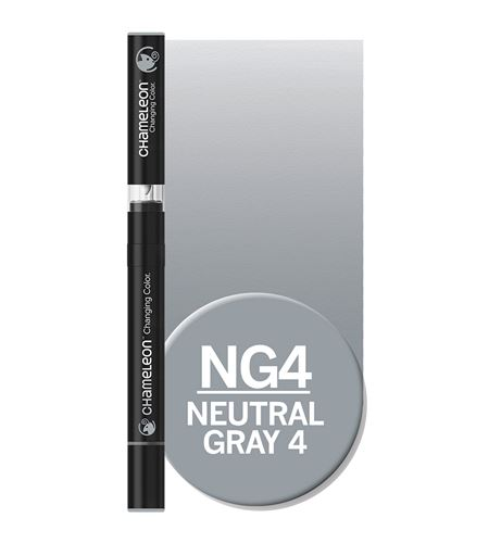 Rotulador chameleon - neutral gray 4 ng4 - NG4