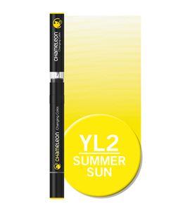 Rotulador chameleon - summer sun yl2 - YL2