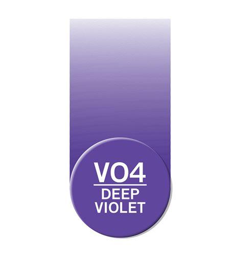 Rotulador chameleon - deep violet vo4 - VO4