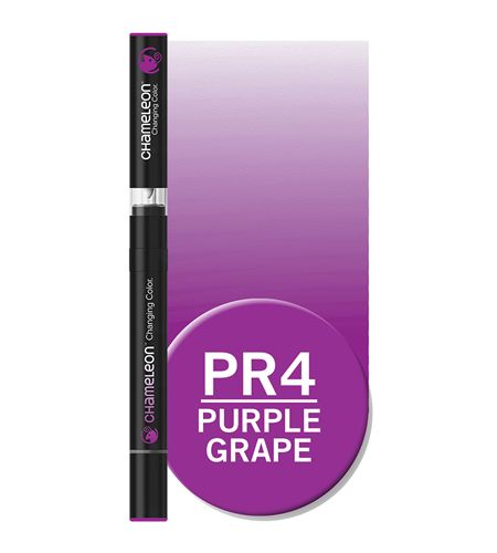Rotulador chameleon - purple grape pr4 - PR4