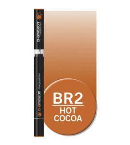 Rotulador chameleon - hot cocoa br2 - BR2