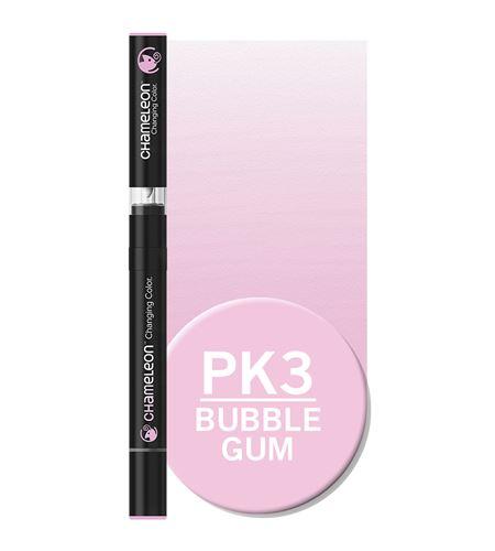 Rotulador chameleon - bubble gum pk3 - PK3