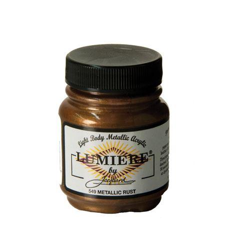 Pintura lumiere - metallic rust - IJAC1549