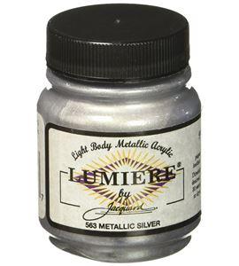 Pintura lumiere - metallic silver - IJAC1563