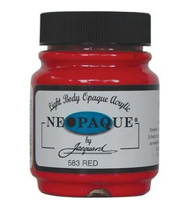 Pintura neopaque - red - IJAC1583