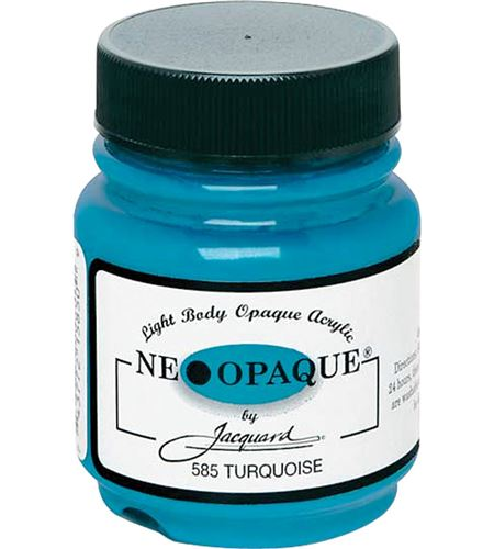 Pintura neopaque - turquoise - IJAC1585