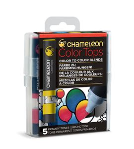 Chameleon color tops - tonos primary - CT4502