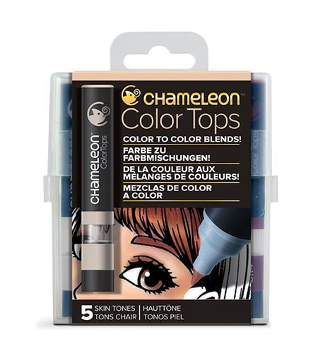 Chameleon color tops - tonos skin - CT4510