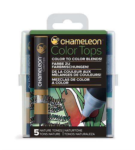 Chameleon color tops - tonos nature - CT4514