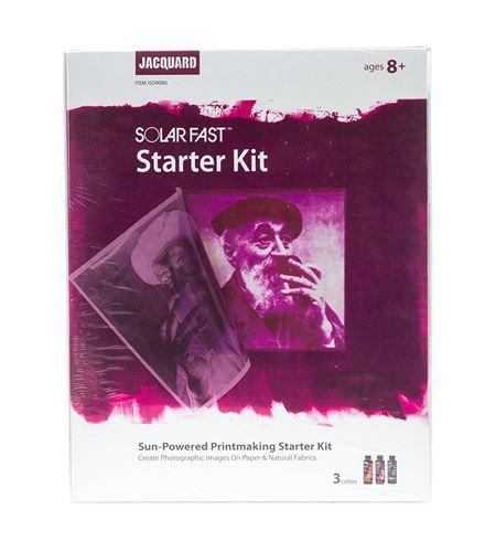 Starter kit solarfast - JSD9000