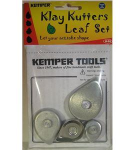 Set kemper - cortador hojas (4 u) - K46