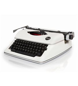 Wr tc typewriter white 1 - 663063